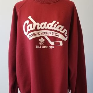 Roots Canadian Hockey Team 2002 Size XL